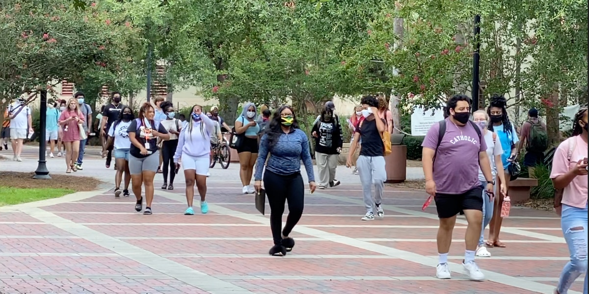 VSU welcomes students back for fall semester