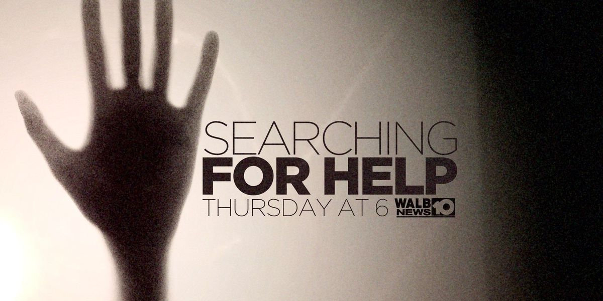 Special Report: Searching for help