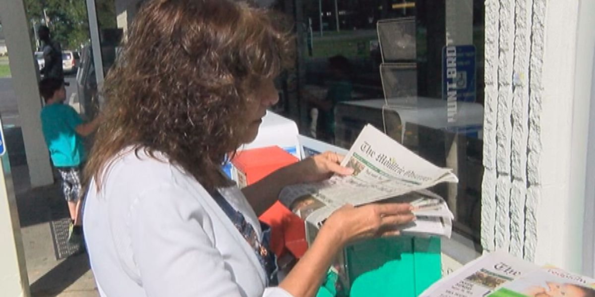 Thieves are swiping coupons from newspapers