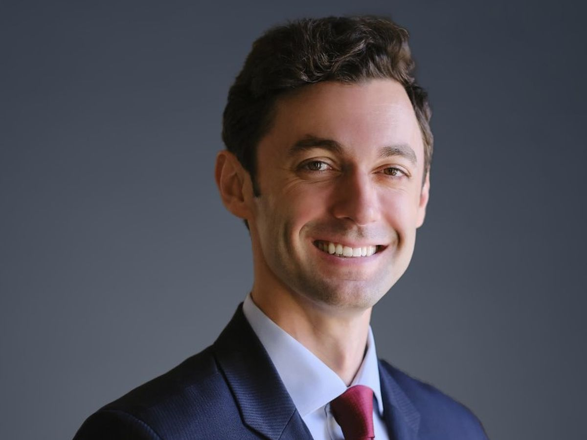 'We have two crises here in this state': Ossoff looking to unseat Perdue in Nov.