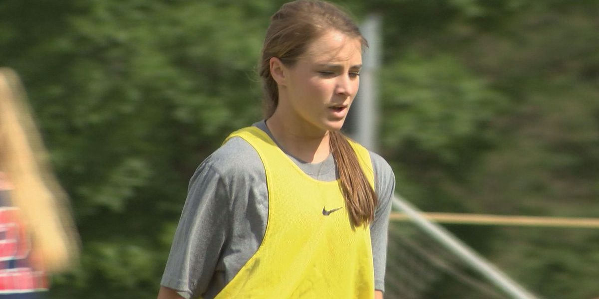 WALB STUDENT-ATHLETE OF THE WEEK (4/13/16): DWS' Morgan set to shatter school record
