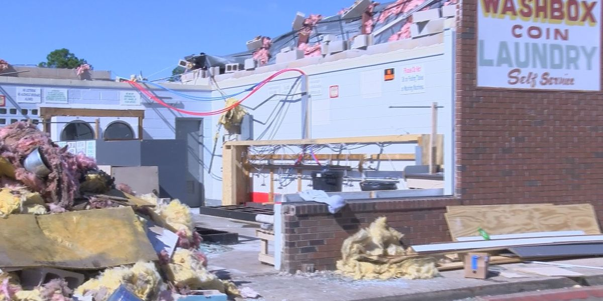 Camilla businesses concerned with looters after Hurricane Michael