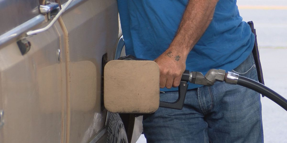 Residents concerned about gas prices following storms