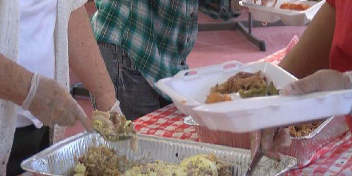 Adel church helping feed homeless South Georgians