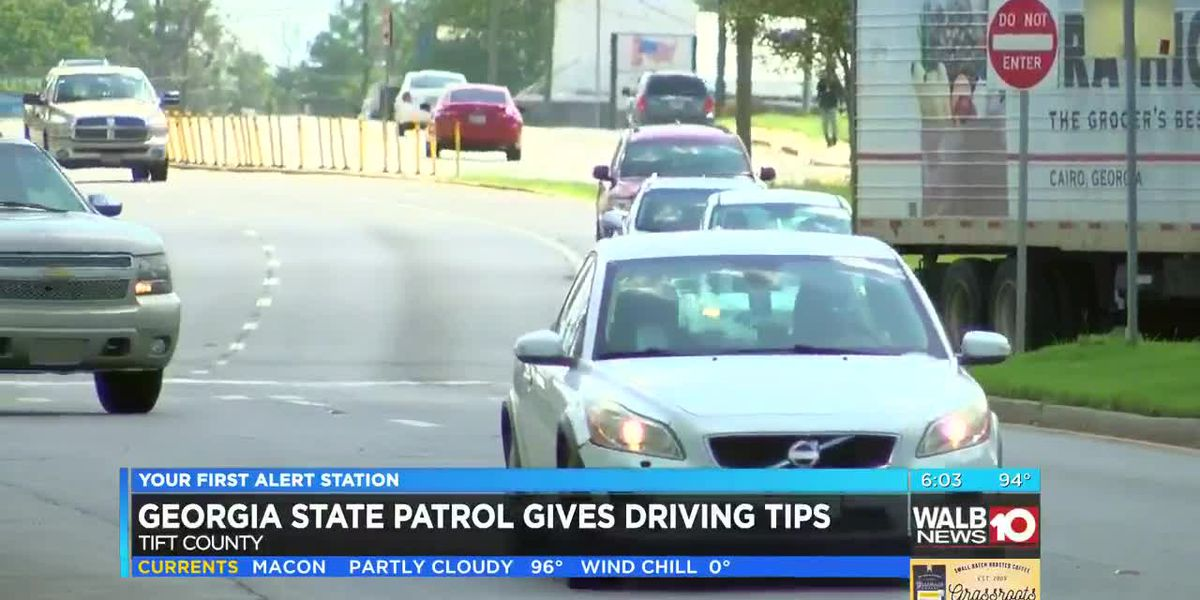 GSP gives safety tips for teens hitting the road