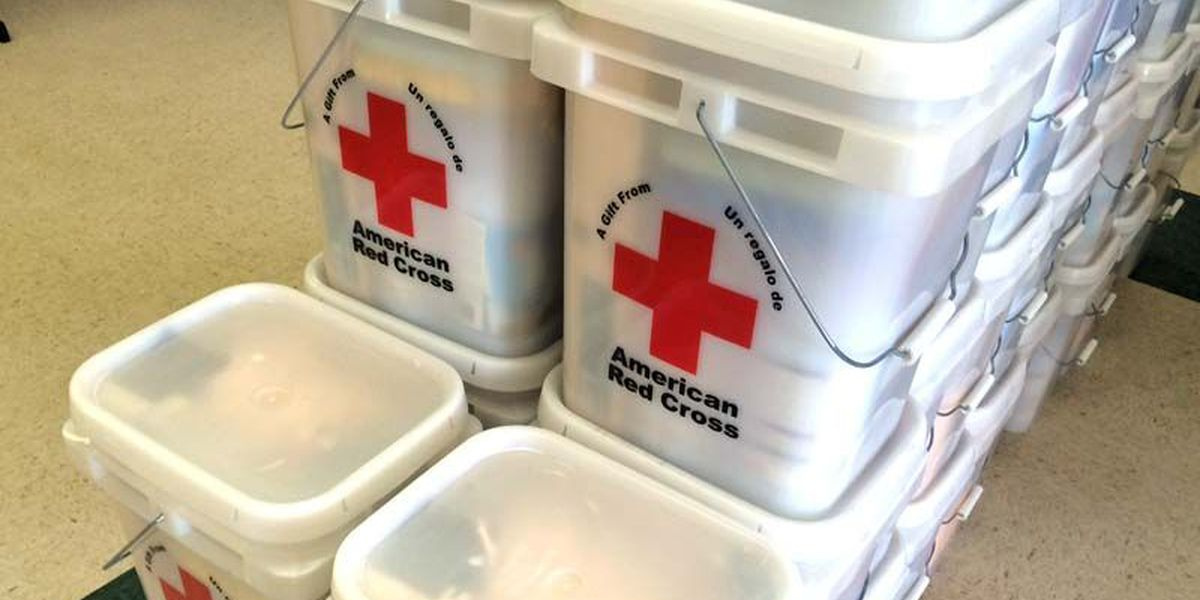 Flood cleanup kits available
