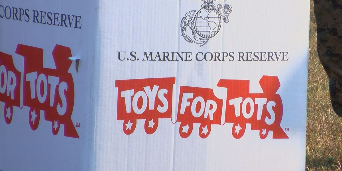 Annual Toys For Tots kicks off today