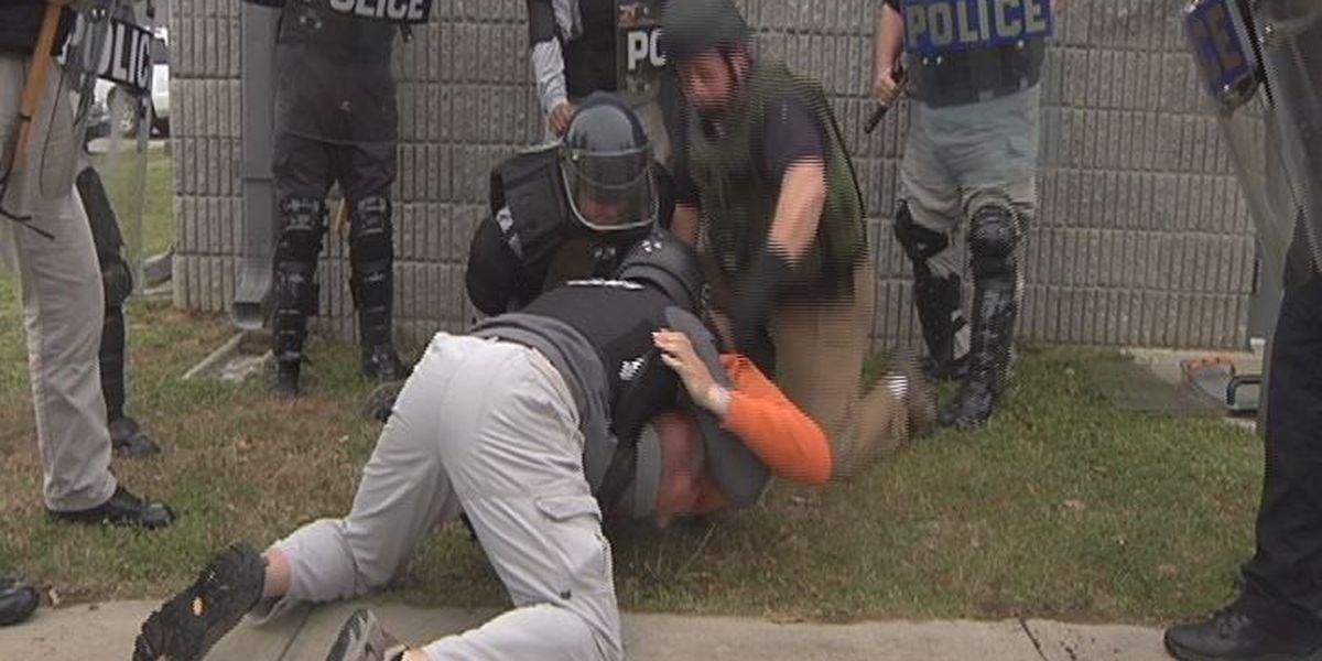 Law enforcement gain new skills in workshop