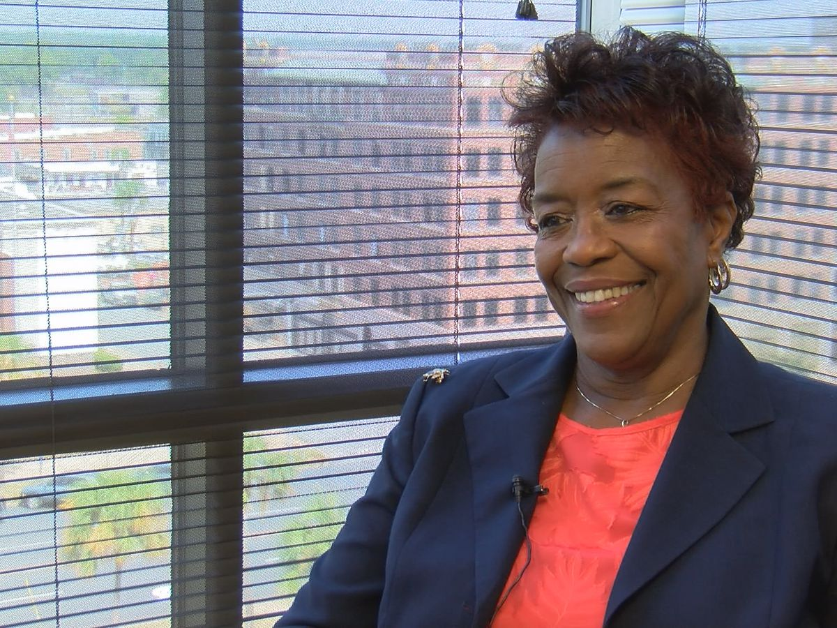 Mayor Dorothy Hubbard shares plans for Albany if re-elected