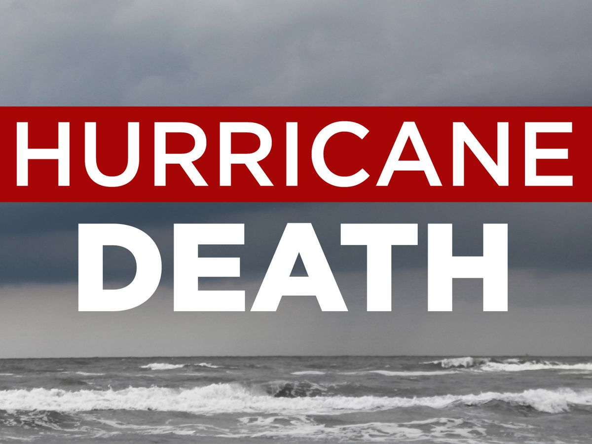 Hurricane Michael blamed for Mitchell Co. death