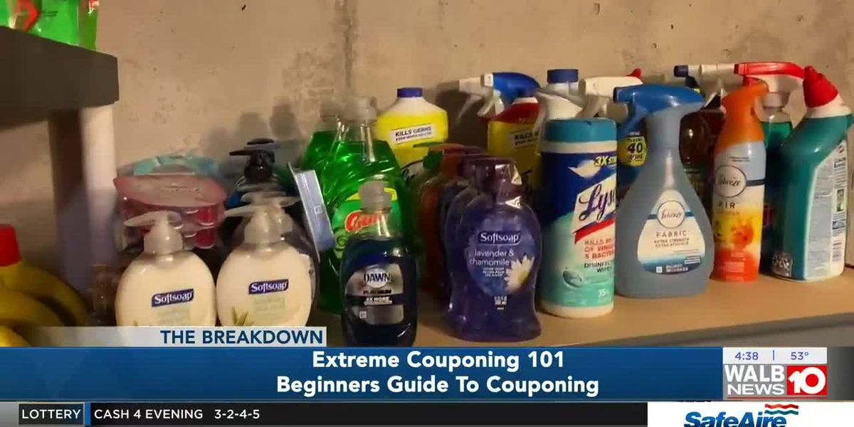 Interview: Extreme Couponing