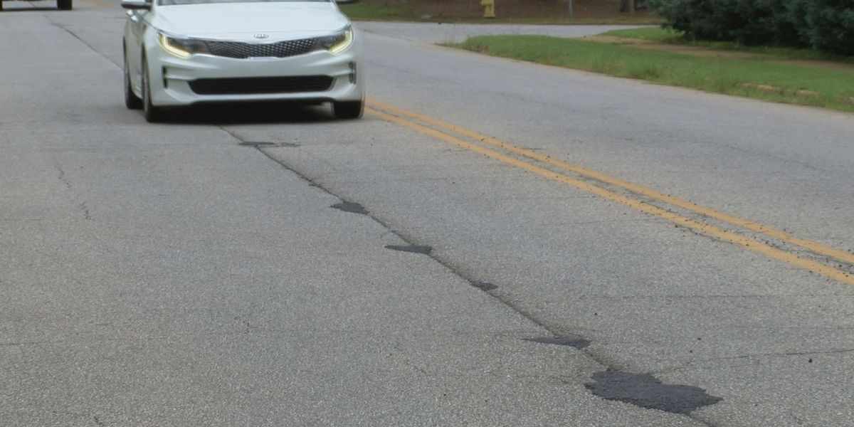 Is the city responsible for car damage caused by potholes?