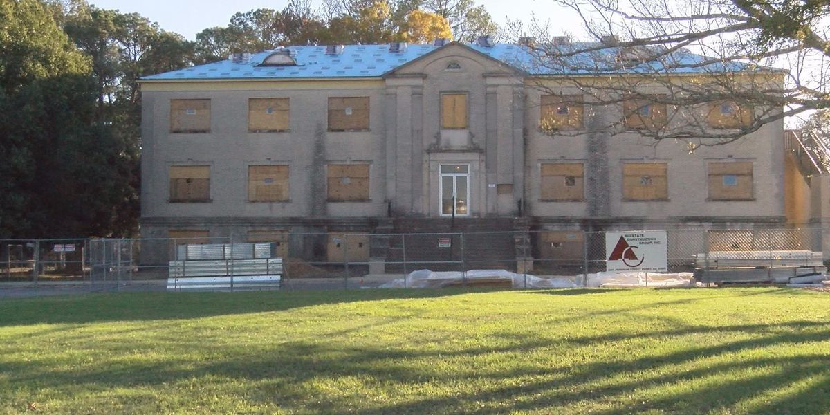UGA Tifton campus spends $11M to renovate historic buildings