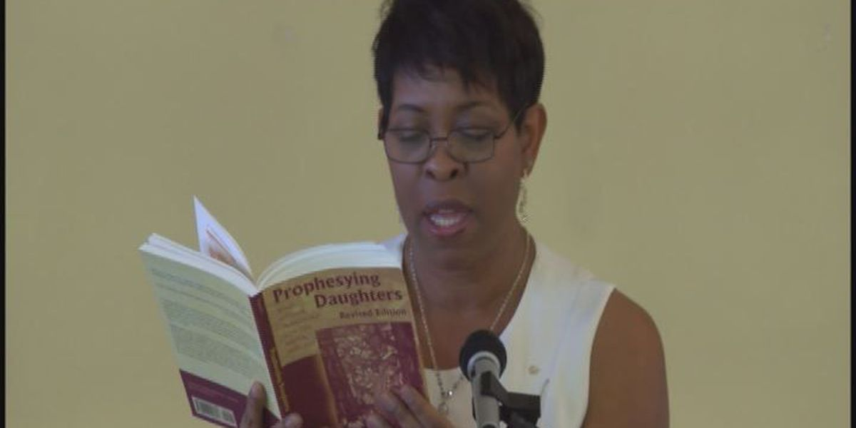 Albany author chronicles the lives of women preachers