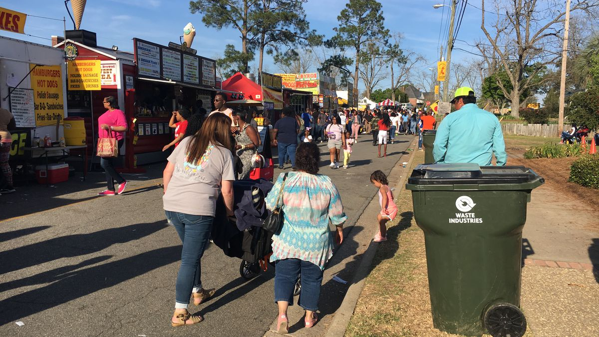 A successful Fire Ant Festival wraps up Saturday night