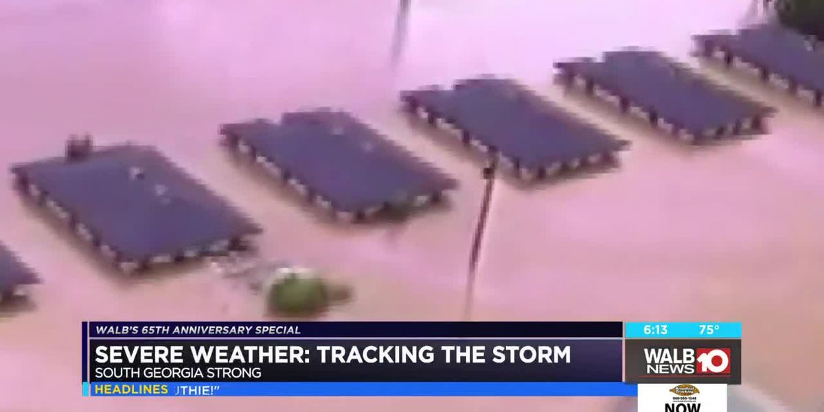 Storm coverage: South GA Strong