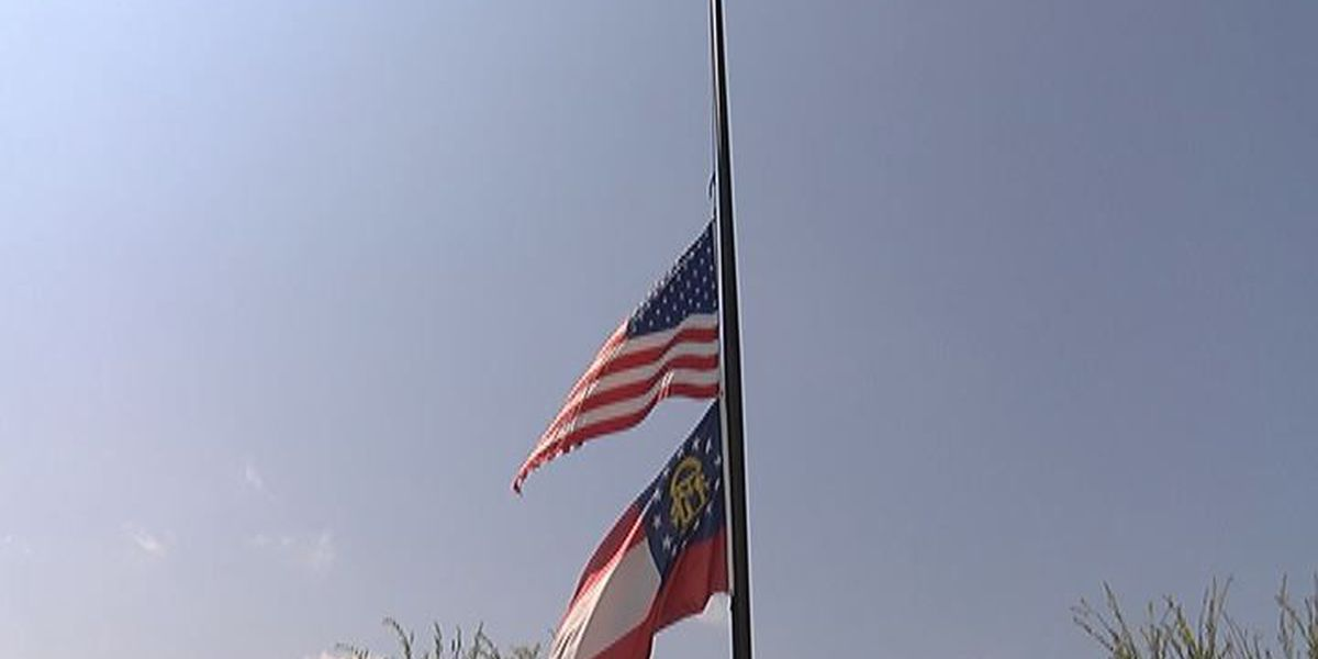 Berrien Co. Sheriff's Office pays tribute to Marines killed in Chattanooga