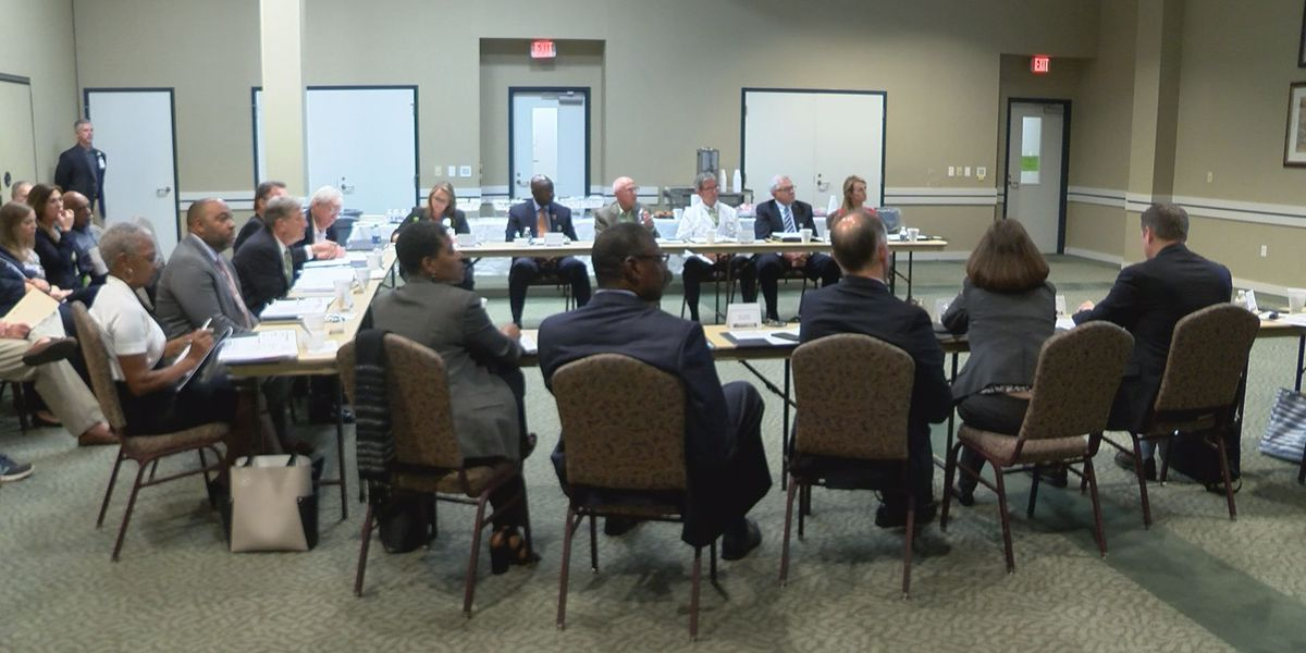 Residents present concerns during hospital authority board meeting