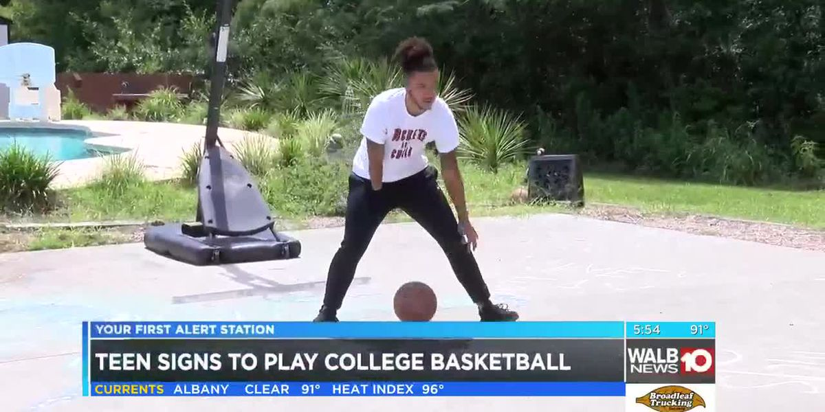 Good News: South GA student overcomes adversity through basketball