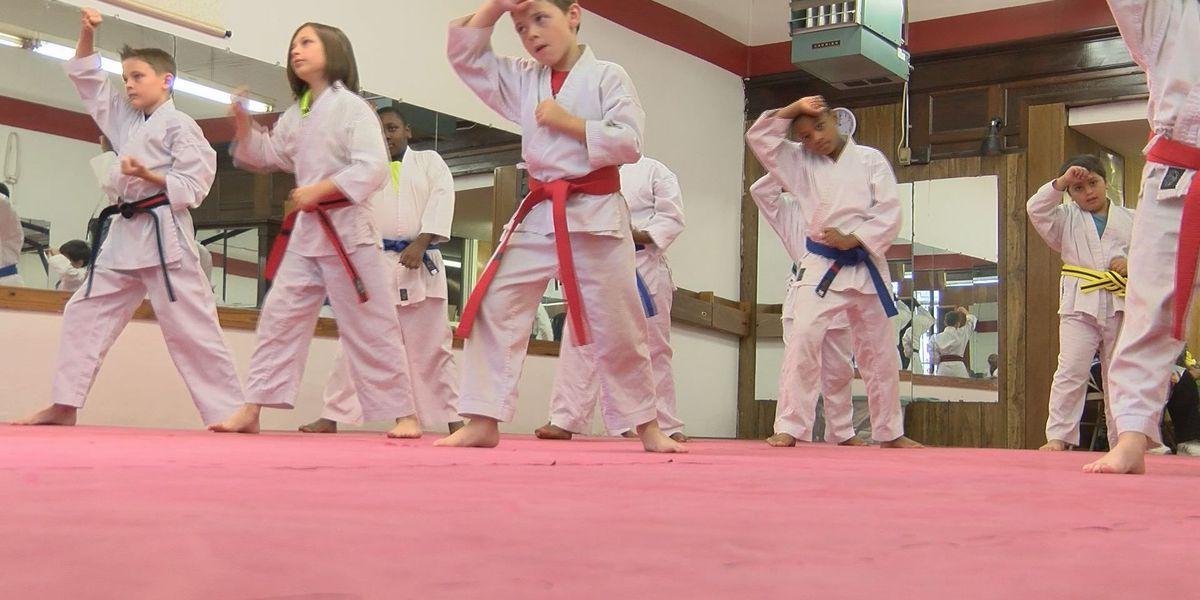 Taekwondo studio offers summer camps