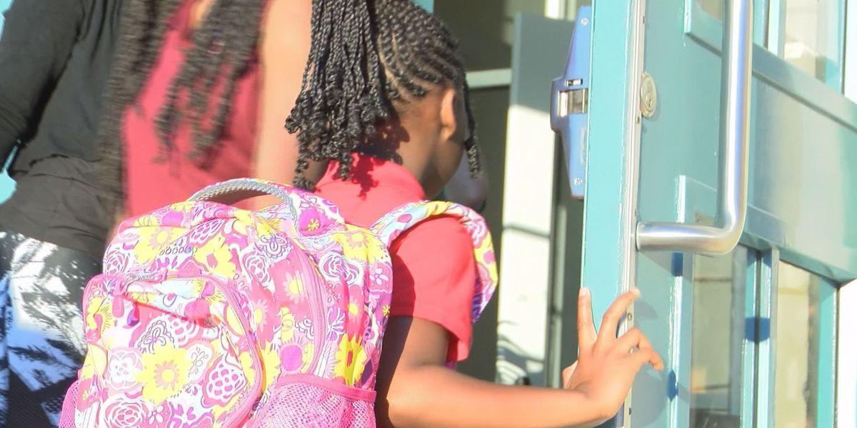 DCSS leaders thank parents, teacher for success
