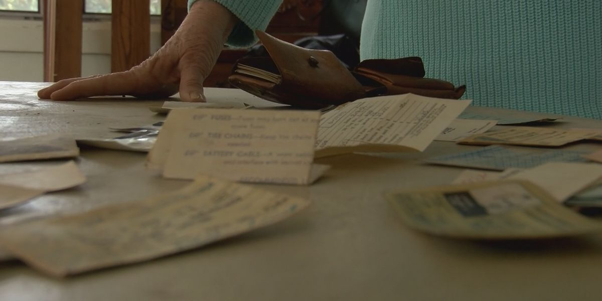 Mystery wallet found in Tybee cottage wall returned to family 66 years later