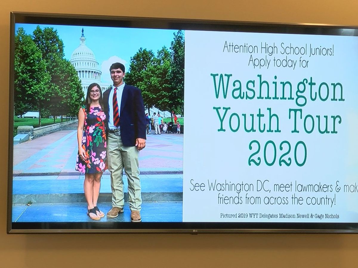 Colquitt EMC looking to sponsor students for Washington D.C. trip