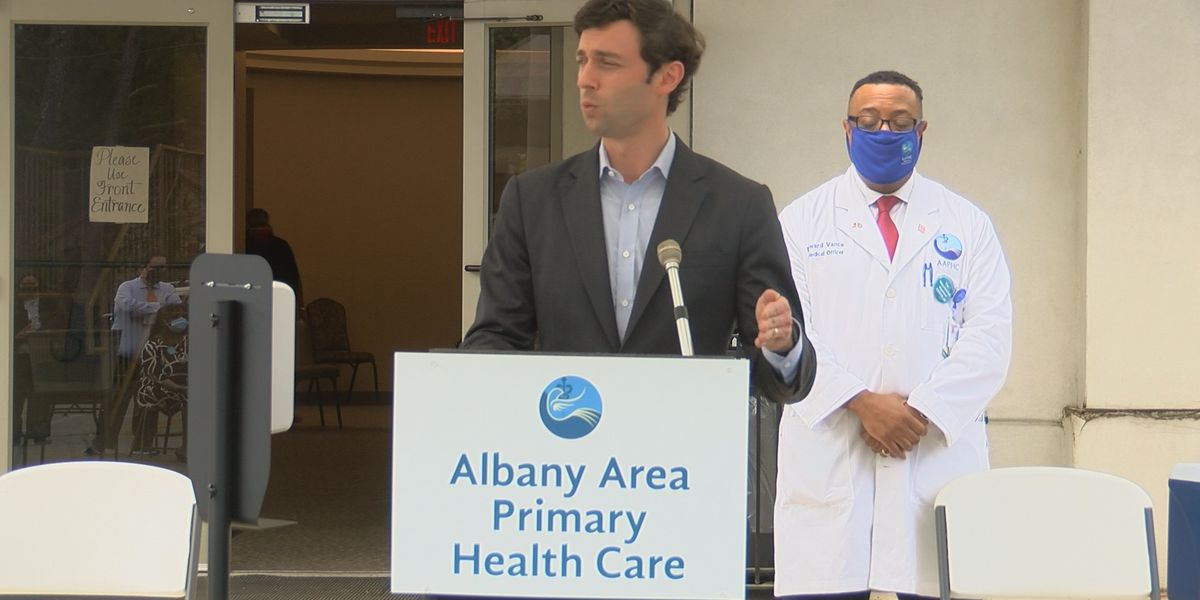 $21 million in COVID relief funds coming to SWGA health centers
