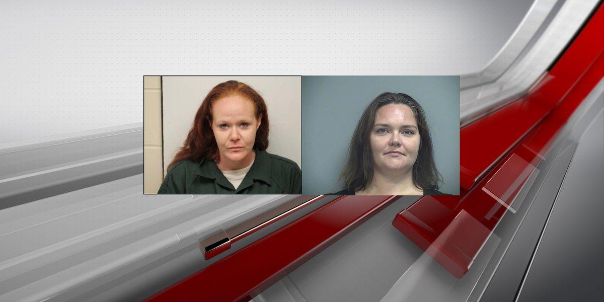 2 Georgia women sentenced in child pornography case