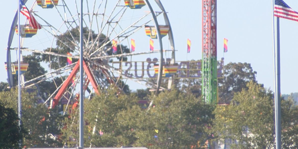 GA National Fair continues through Sunday