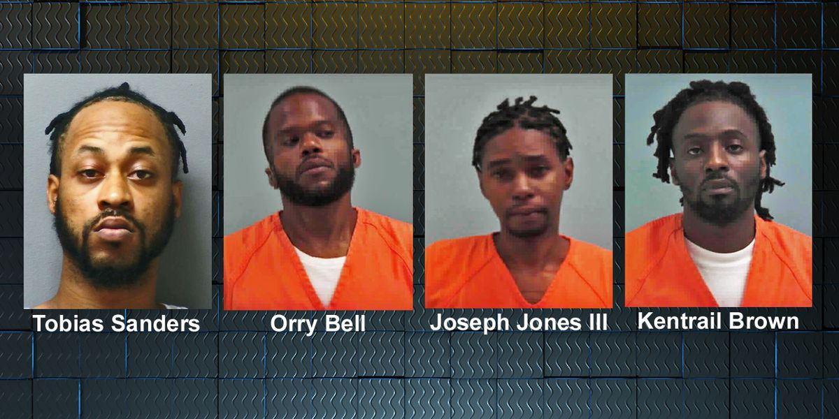 Four arrested on federal charges in Grady, Thomas Counties