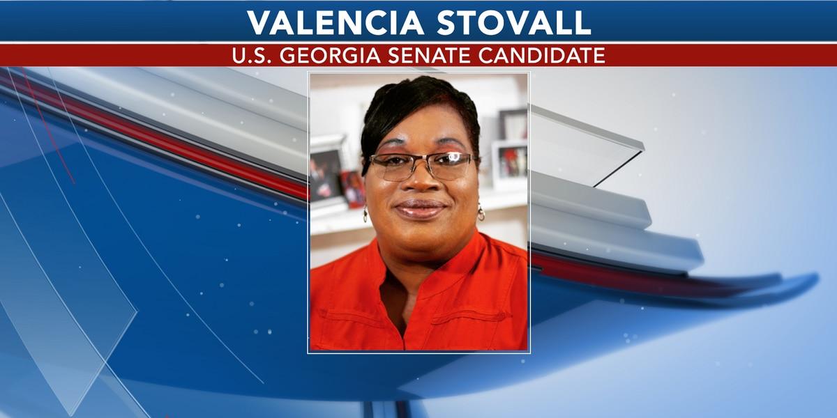 Georgia Senate candidate: Valencia Stovall