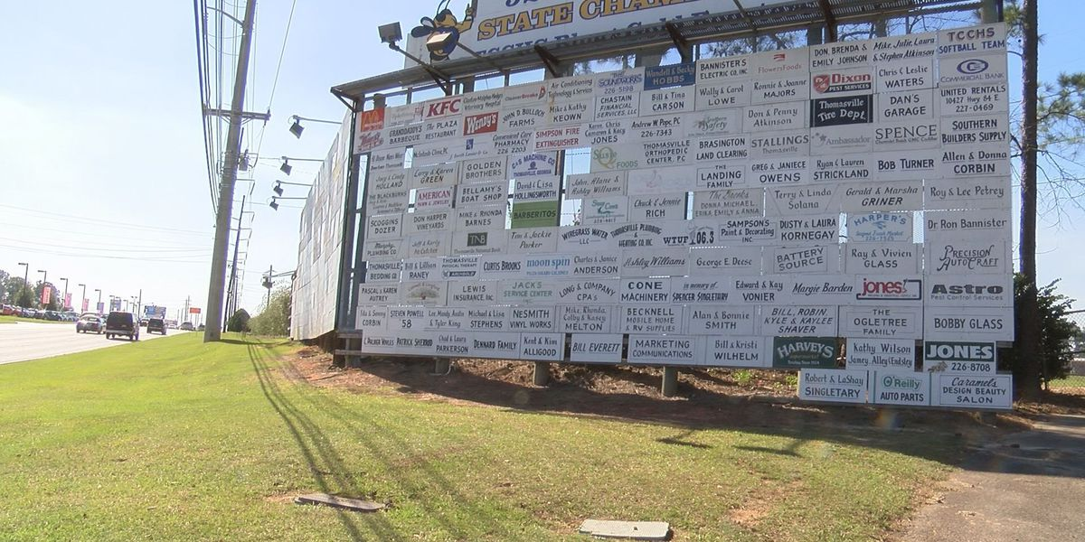 Thomas Co boosters make decision on sponsorship board