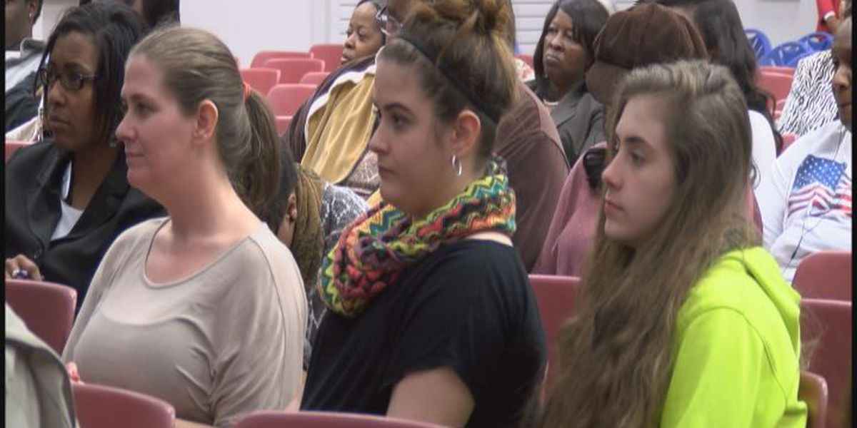 Dougherty Co. students learn about college opportunities early