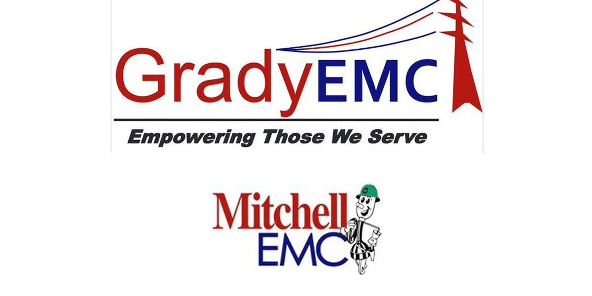 Mitchell, Grady EMC pitch in to help Second Harvest Food Bank