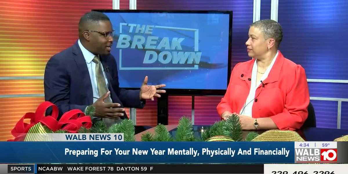 Interview: Preparing for our New Year mentally, physically, and financially