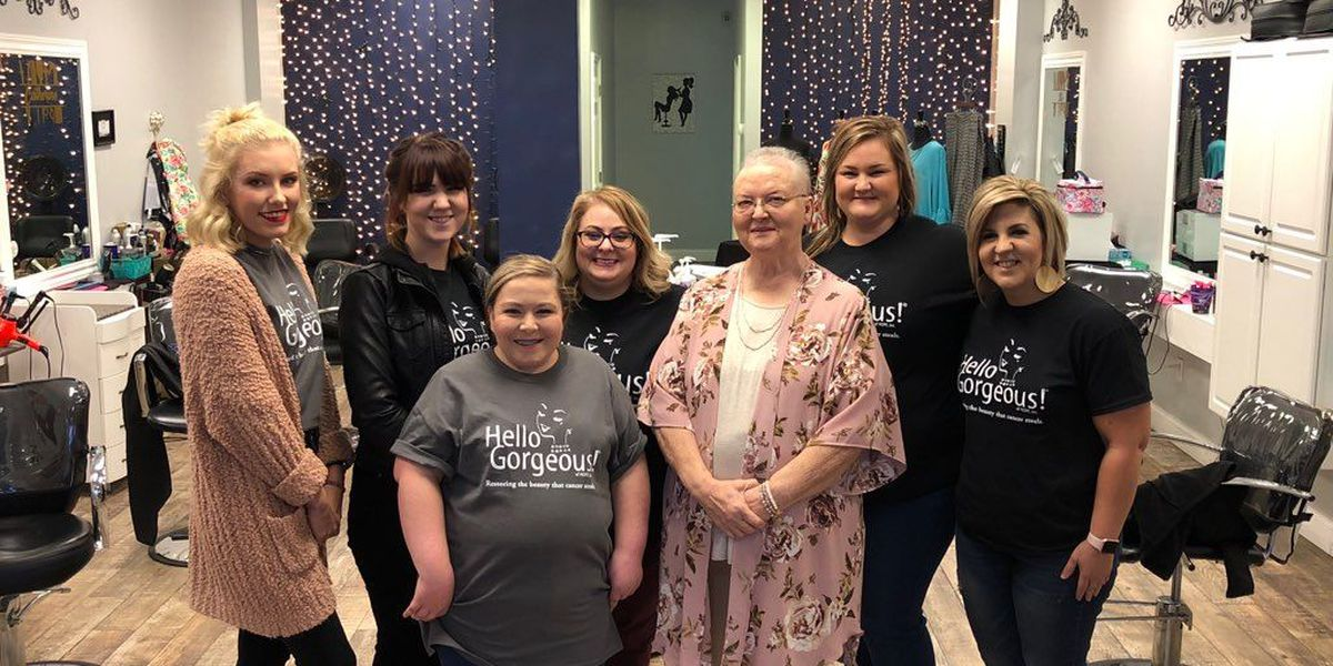 Tifton salon honors cancer patients with makeovers
