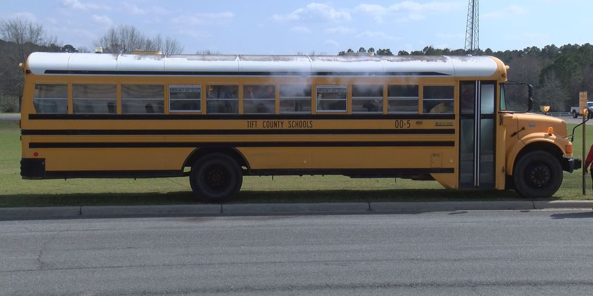 Bus drivers make the bus the classroom