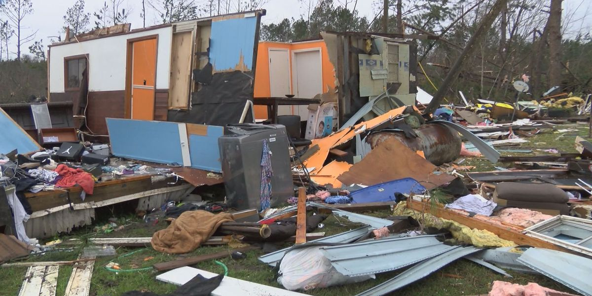 Turner Co. families work to recover after tornado