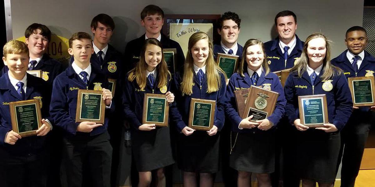 Southwest GA students win big at National FFA Convention