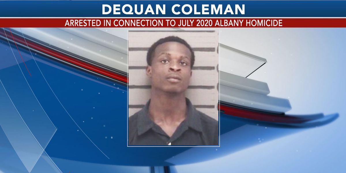 Third man arrested in July 2020 Albany homicide