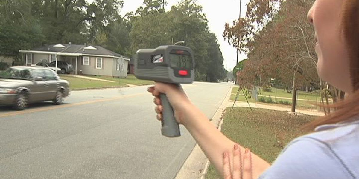 Speedbusters: checking for speeders in an East Albany neighborhood