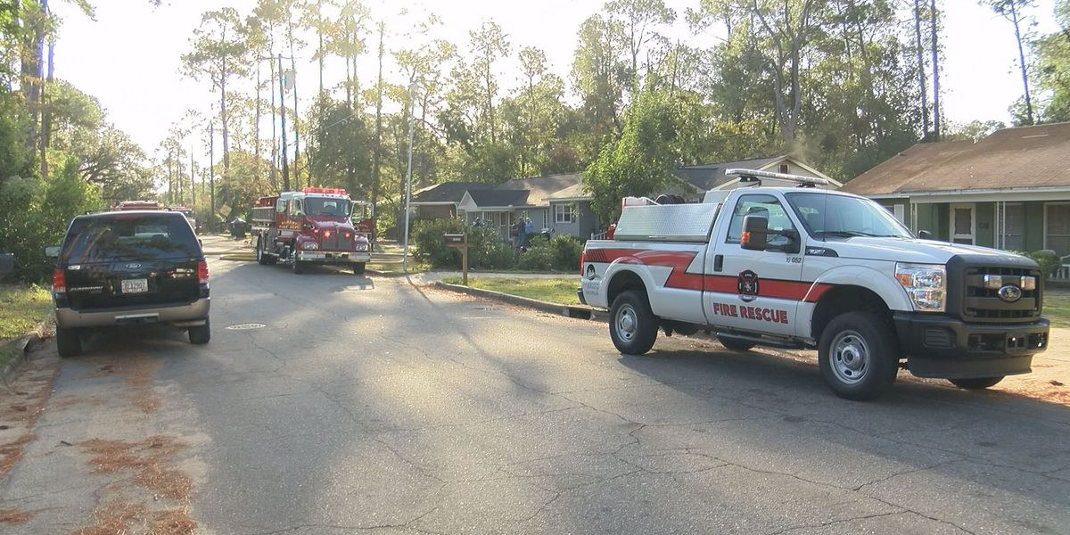 Attic fire damages Albany home