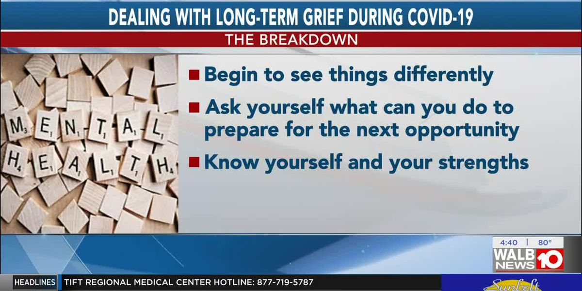 The Breakdown: Dealing with long-term grief during COVID-19