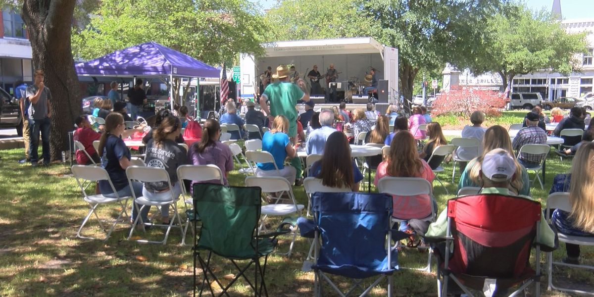 Brown Bag Lunch Concert Series kicks off in Valdosta