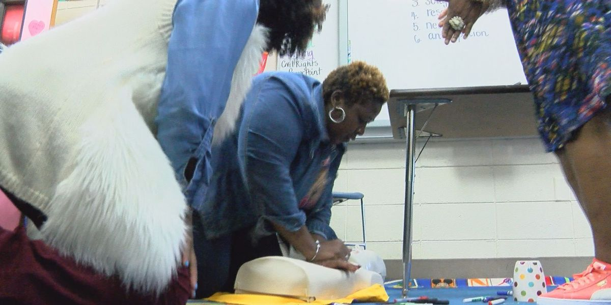 Albany teachers tested on their emergency response