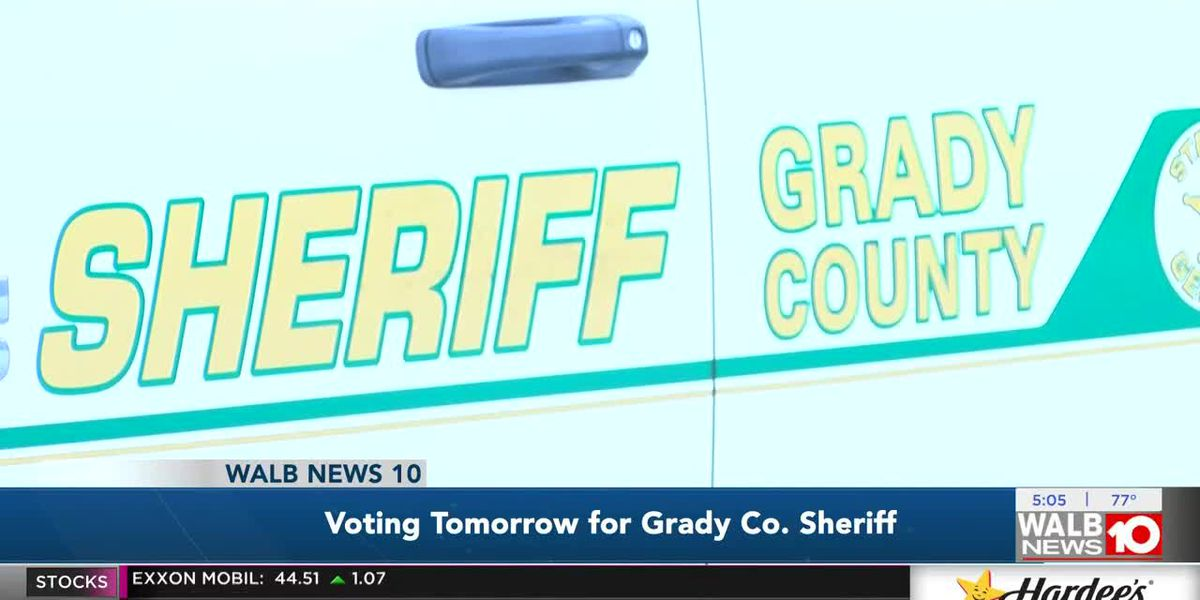Voters gear up for Grady Co. sheriff election