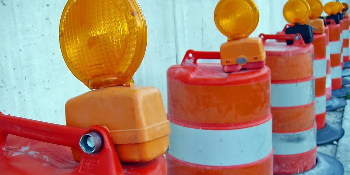 TRAFFIC: Cook Co. road closed