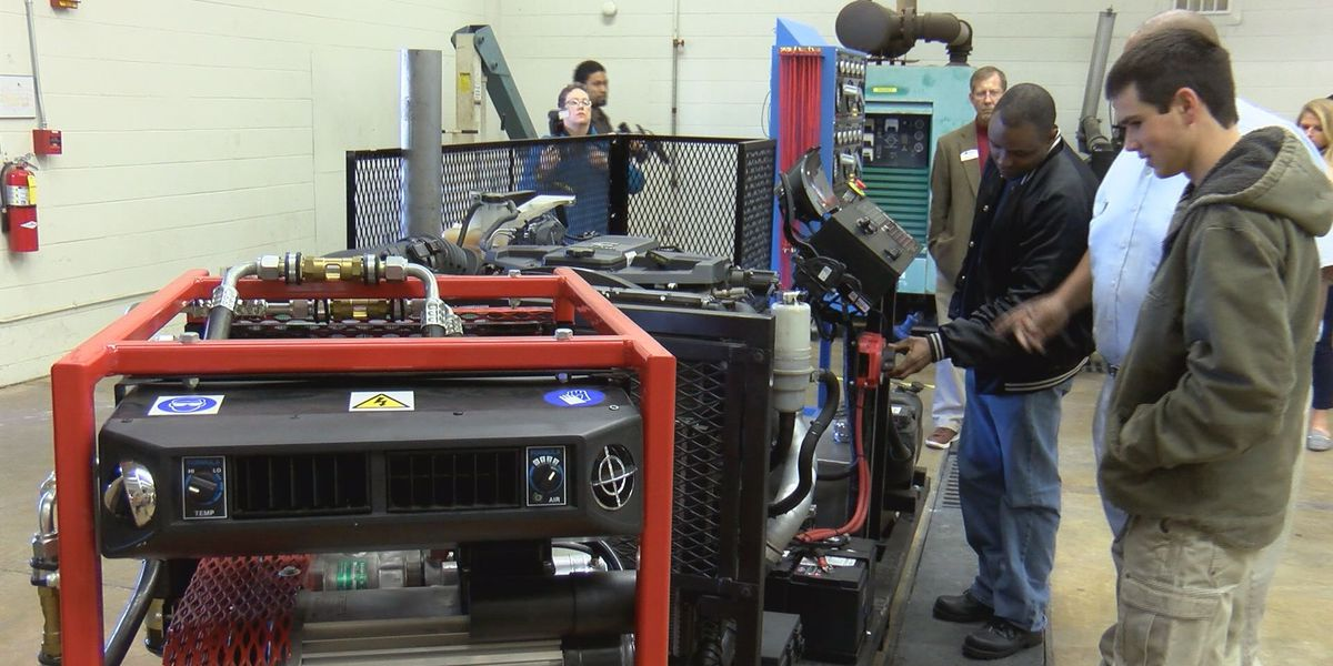 Albany Tech launches revitalization of Diesel Equipment Technology program