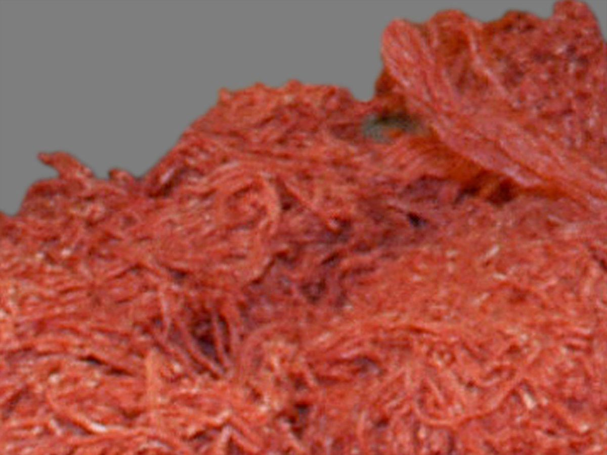 38,000 pounds of imported ground beef under recall